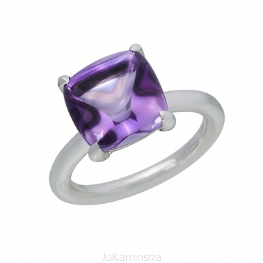 BB Amethyst Ring